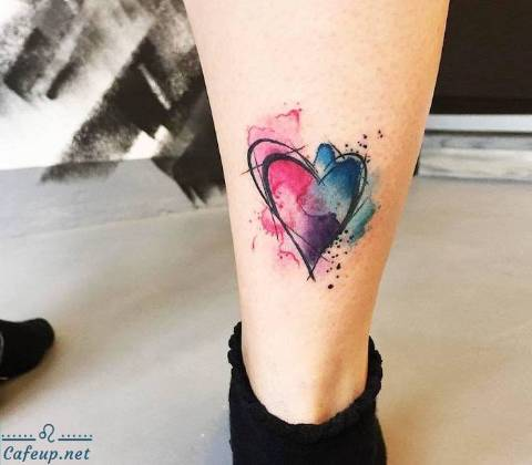 20 Watercolor Tattoo Ideas and Designs That'll Brighten Up Your Mood Board