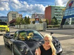 Exciting Life of Woman Who Gets to Drive World's Most Expensive Cars