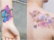 What You Need To Know Before You Get A Watercolor Tattoo