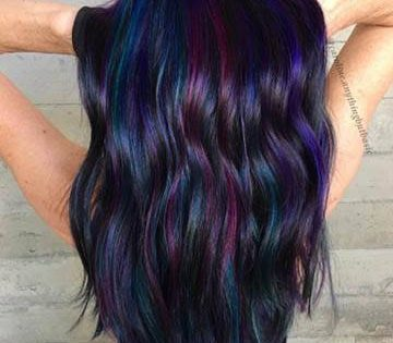 How to Get Mermaid Hair if You're a Brunette