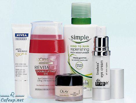 "Skincare with a ""budget"" from $5 to $5000"