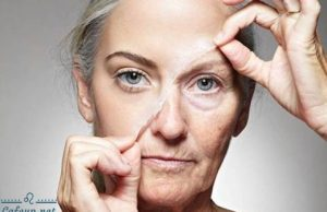 Gel products improve facial skin