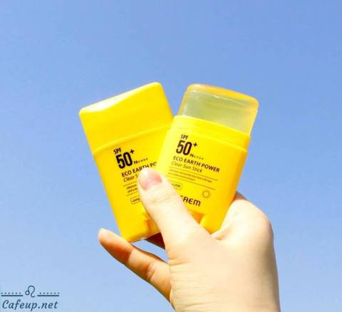 Sunscreen wax stick - Benefits for women