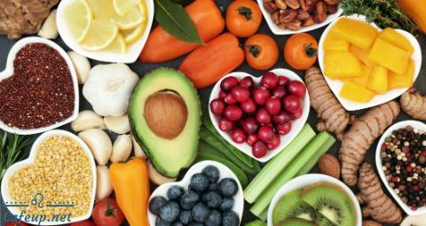 Food with Influence in Reproductive Health