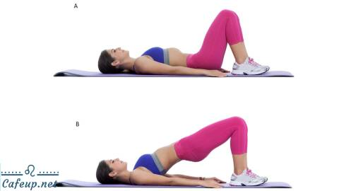 4 Exercises At Home For Butt A Seductive Look